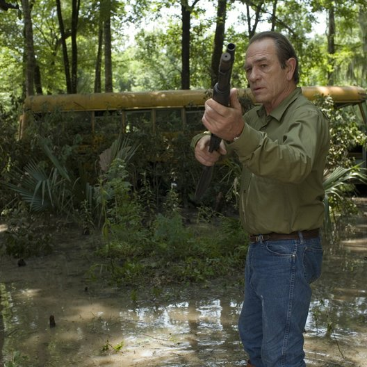 Mord in Louisiana / In the Electric Mist / Tommy Lee Jones