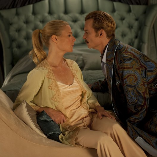 Mortdecai - Der Teilzeitgauner / Gwyneth Paltrow / Johnny Depp