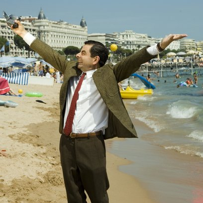 Mr. Bean macht Ferien / Rowan Atkinson Poster