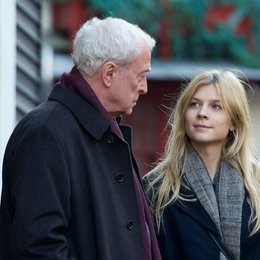 Mr. Morgan's Last Love / Michael Caine / Clémence Poésy Poster