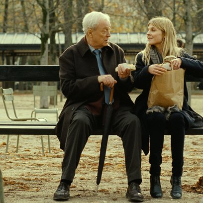 Mr. Morgan's Last Love / Sir Michael Caine / Clémence Poésy Poster