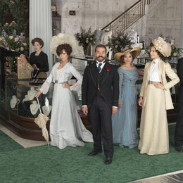 Mr. Selfridge / Jeremy Piven / Grégory Fitoussi / Amanda Abbington / Tom Goodman-Hill / Aisling Loftus / Frances O'Connor / Zoë Tapper Poster