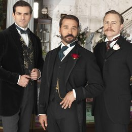 Mr. Selfridge / Jeremy Piven / Grégory Fitoussi / Tom Goodman-Hill Poster