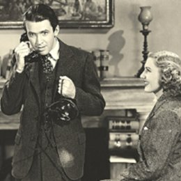 Mr. Smith Geht Nach Washington / James Stewart / Jean Arthur Poster
