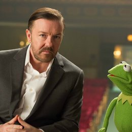 Muppets Most Wanted / Ricky Gervais