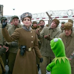 Muppets Most Wanted / Tina Fey