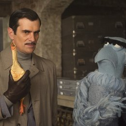 Muppets Most Wanted / Ty Burrell
