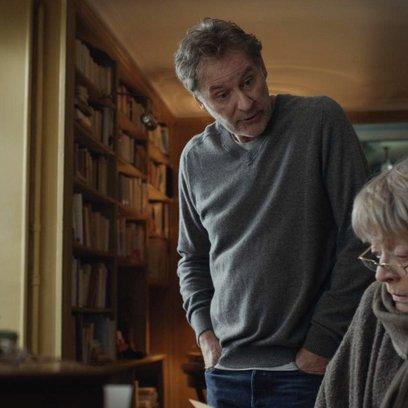 My Old Lady - Eine Erbschaft in Paris / My Old Lady / Kevin Kline / Maggie Smith Poster