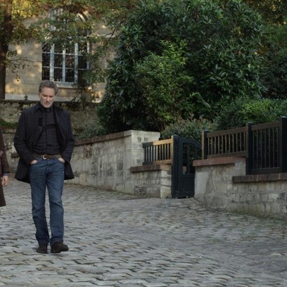 My Old Lady - Eine Erbschaft in Paris / My Old Lady / Kristin Scott Thomas / Kevin Kline Poster