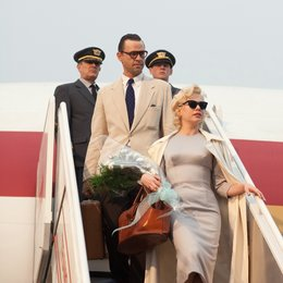 My Week with Marilyn / Dougray Scott / Michelle Williams Poster