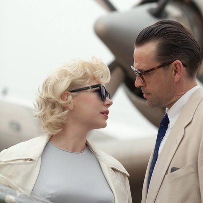 My Week with Marilyn / Michelle Williams / Dougray Scott Poster