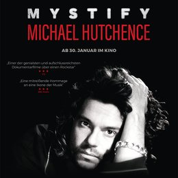 Mystify: Michael Hutchence Poster