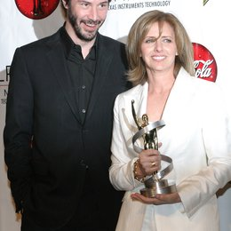 "Nancy Meyers ""Director of the Year-Award"" / Keanu Reeves / 30. ShoWest in Las Vegas 2004 Poster"