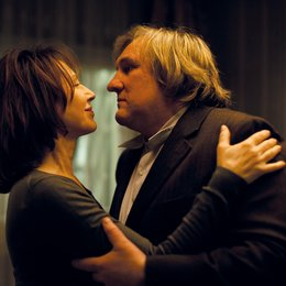 Small World / Nathalie Baye / Gérard Depardieu Poster