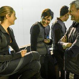 Die Bestimmung - Divergent / Set / Shailene Woodley / Veronica Roth / Neil Burger Poster
