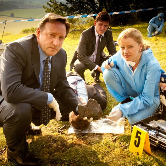Inspector Barnaby: Sonne, Mord und Sterne / Jason Hughes / Tamzin Malleson / Neil Dudgeon Poster
