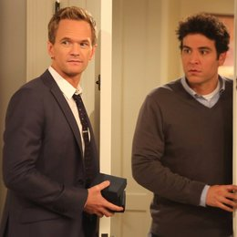 How I Met Your Mother (9. Staffel, 24 Folgen) / Josh Radnor / Neil Patrick Harris Poster