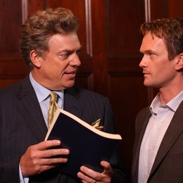 Upper East Side Society - Schulstart mit Hindernissen / Christopher McDonald / Neil Patrick Harris Poster