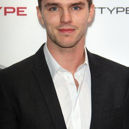 Nicholas Hoult / Jaguar F-TYPE Coupe launch party Poster