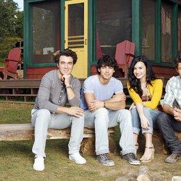 Camp Rock: The Final Jam / Demi Lovato / Joe Jonas / Kevin Jonas / Nick Jonas Poster