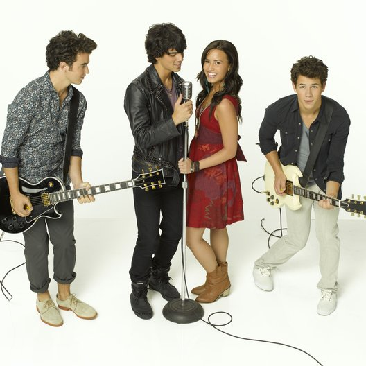 Camp Rock: The Final Jam / Demi Lovato / Joe Jonas / Kevin Jonas / Nick Jonas Poster