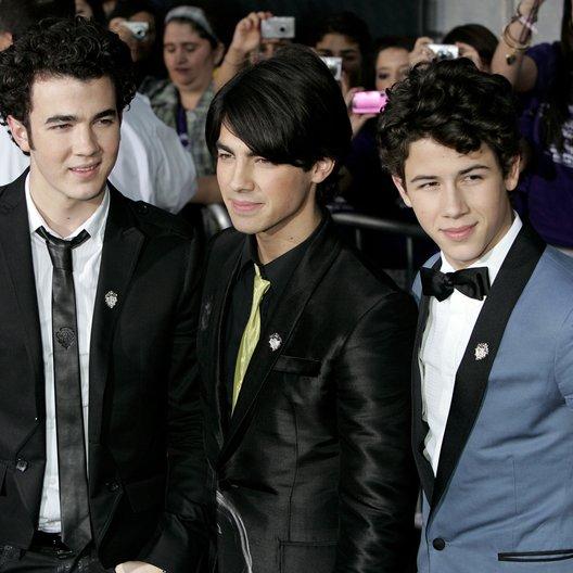 Jonas, Kevin / Jonas, Joe / Jonas, Nick / Jonas Brothers: The 3D-Concert Poster