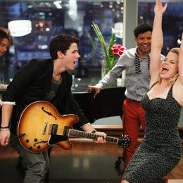 Smash / RTL II / Megan Hilty / Nick Jonas Poster