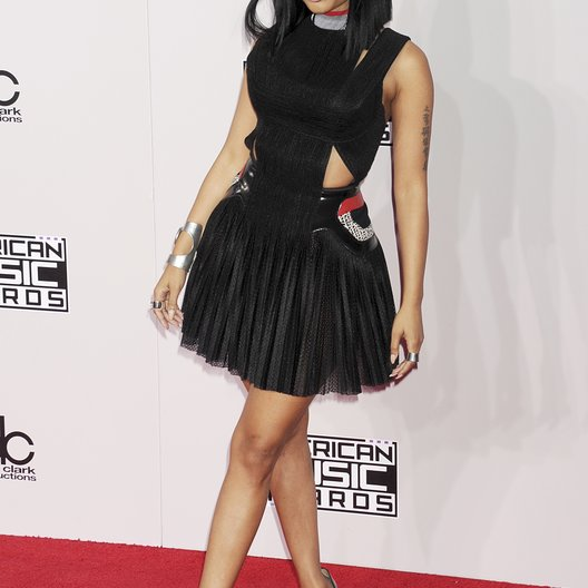 Minaj, Nicki / American Music Awards 2014, Los Angeles Poster