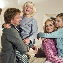 geerbte Familie, Die (ARD) / Denise Zich / Hendrik Duryn / Hanna Höppner / Nico Liersch