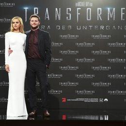 Transformers: Ära des Untergangs / Filmpremiere / Nicola Peltz / Jack Reynor