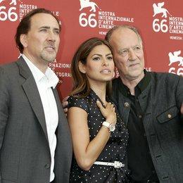 Cage, Nicolas / Eva Mendes / Werner Herzog / 66. Filmfestspiele Venedig 2009 / Mostra Internazionale d'Arte Cinematografica Poster