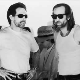 Con Air / Set / Jerry Bruckheimer / Nicolas Cage