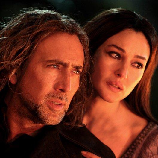 Duell der Magier / Nicolas Cage / Monica Bellucci Poster