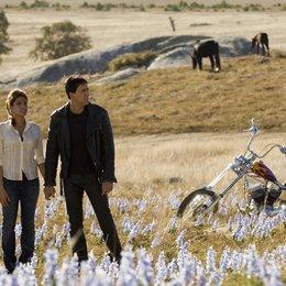 Ghost Rider / Eva Mendes / Nicolas Cage Poster