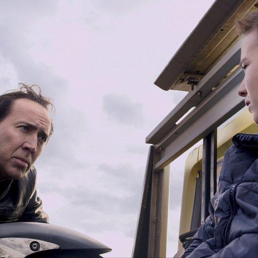 Ghost Rider: Spirit of Vengeance / Nicolas Cage / Fergus Riordan Poster