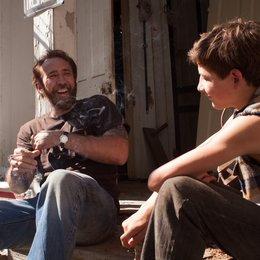 Joe - Die Rache ist sein / Nicolas Cage / Tye Sheridan Poster