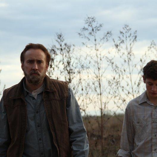 Joe / Nicolas Cage / Tye Sheridan Poster