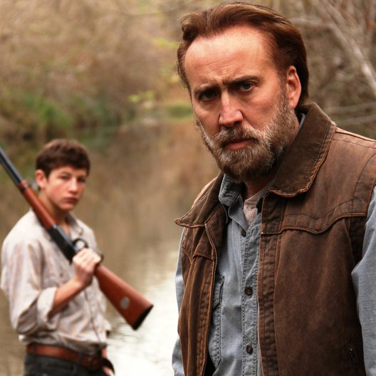 Joe / Tye Sheridan / Nicolas Cage Poster