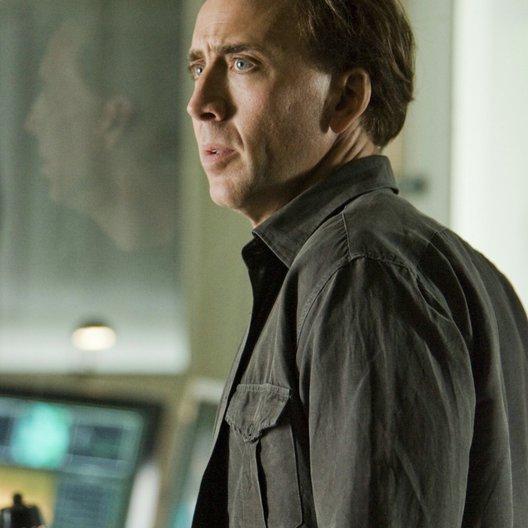 Knowing - Die Zukunft endet jetzt / Knowing / Nicolas Cage Poster