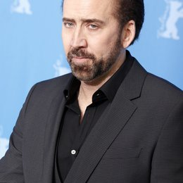 Nicolas Cage / 63. Berlinale 2013 Poster