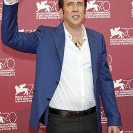 Nicolas Cage / 70. Internationale Filmfestspiele Venedig 2013 Poster