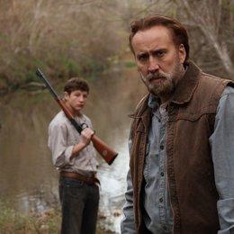 """Nicolas Cage als """"Joe"""" und Tye Sheridan Poster"""