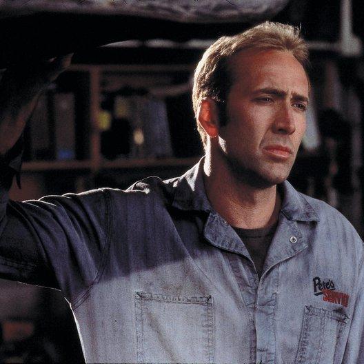 Nur noch 60 Sekunden / Nicolas Cage Poster