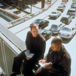 Stadt der Engel / Nicolas Cage / Andre Braugher Poster