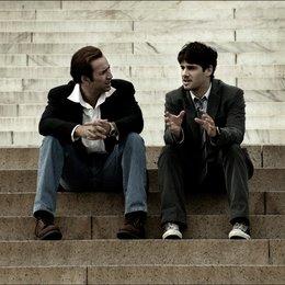 Vermächtnis der Tempelritter, Das / Nicolas Cage / Justin Bartha Poster