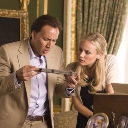 Vermächtnis des geheimen Buches, Das / Nicolas Cage / Diane Kruger Poster