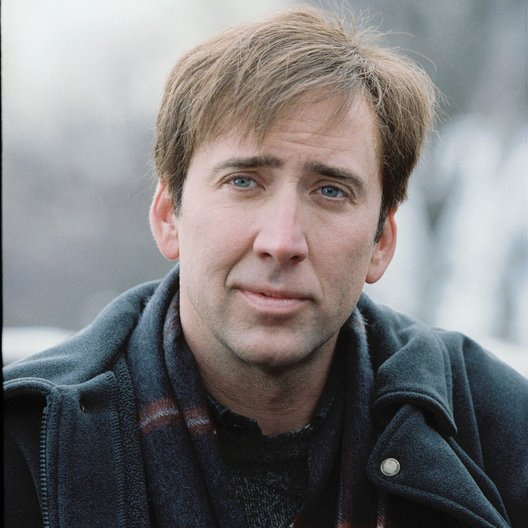 Weather Man, The / Nicolas Cage Poster