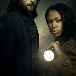 Sleepy Hollow / Tom Mison / Nicole Beharie Poster
