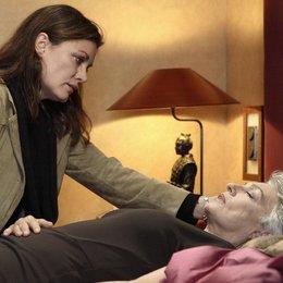 Zeit zu leben (ZDF) / Maja Maranow / Nicole Heesters