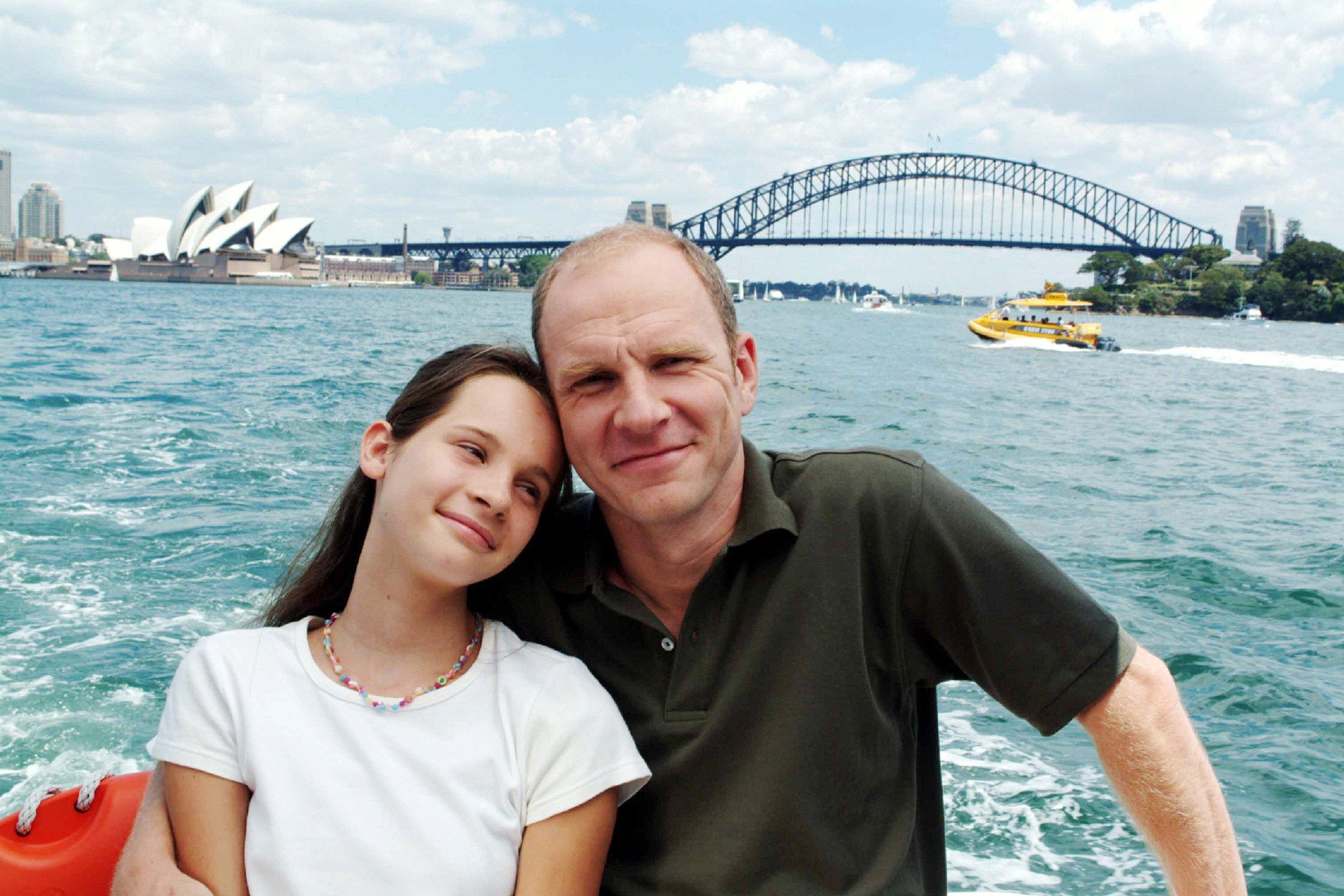 Traumschiff: Samoa, Das (ZDF / ORF) / Nicole Mieth / Götz Schubert